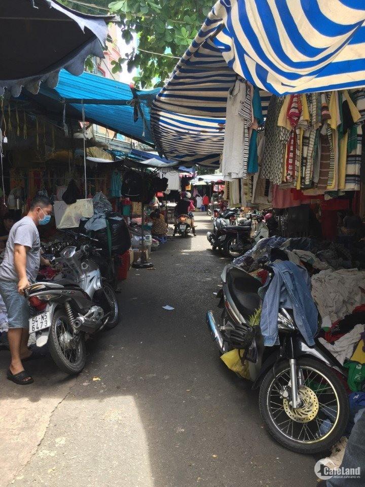 Bán nhà MT kinh doanh ngay chợ Hoàng Hoa Thám Tân Bình