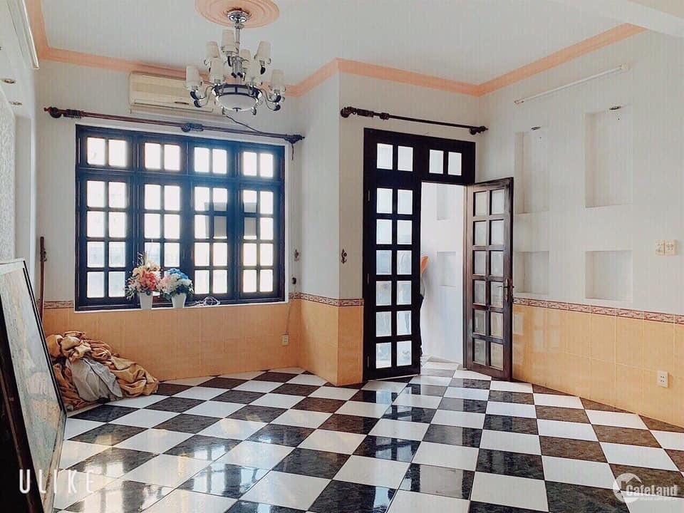 Bán nhà mặt tiền nội bộ phường Tân Quý, 5m x 20m, nhà 1 hầm, 2 lầu, ST.  8.3 tỷ