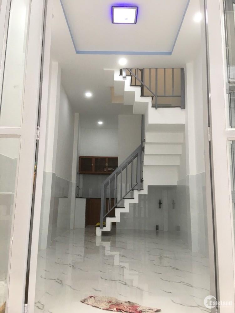 Bán nhà 1 lầu 80\ Gò Dầu DTSD 40m2 giá 2,1 tỷ p. Tân Quý.