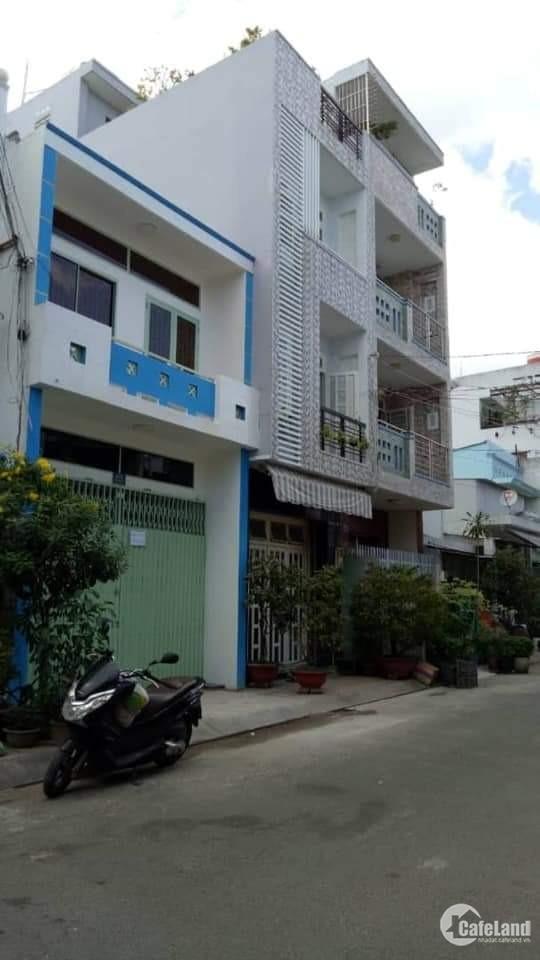 Bán nhà 1 lầu mới đẹp hxh Nguyễn Nhữ Lãm 6 4 tỷ