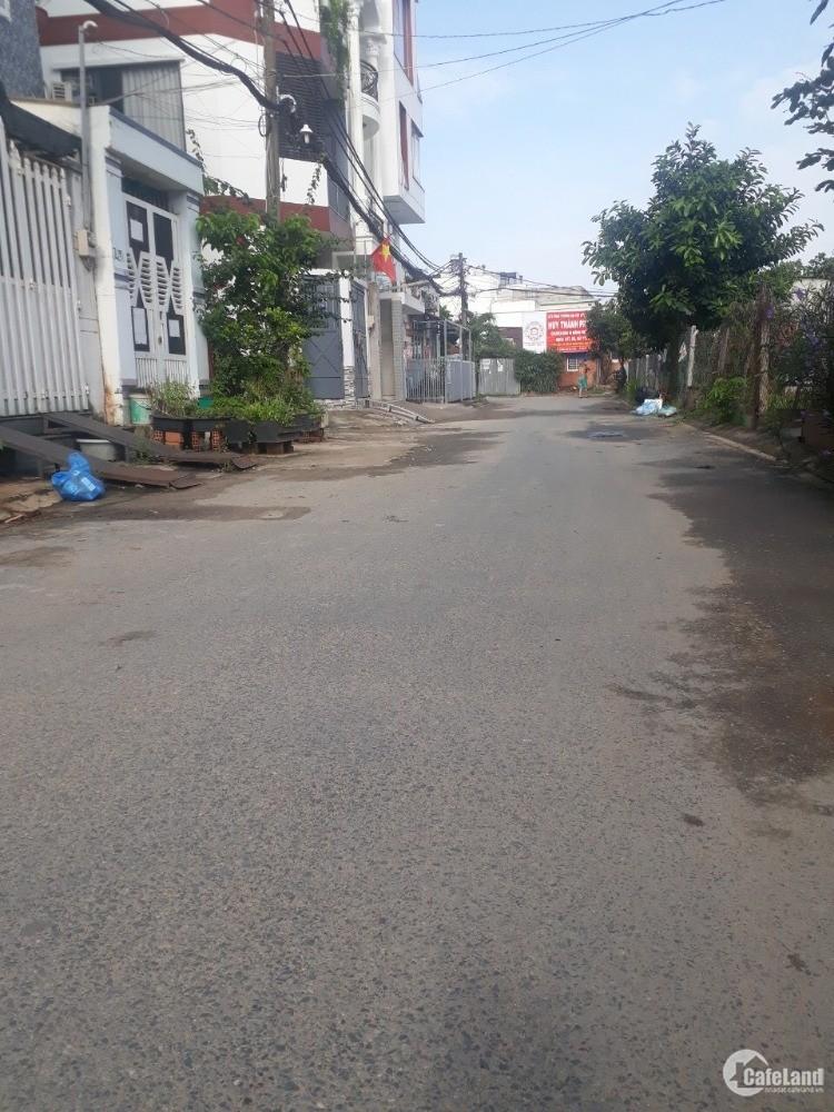 Bán nhà 1 trệt 1 lửng .56.7m2 đường số 36, gần Phạm Văn Đồng .Phường Linh Đông