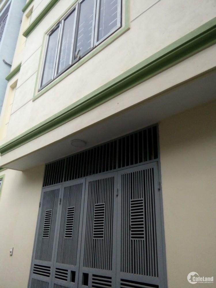 Nhà 4 tầng Tả Thanh Oai, diện tích 40m2, MT 5m. Giá 1,65 tỷ