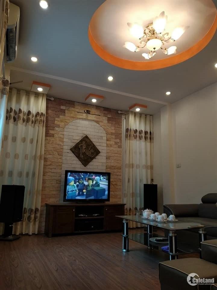 Bán nhà phân lô Đại học Hà Nội 64m2 5 tầng ô tô vào nhà – kinh doanh sầm uất.