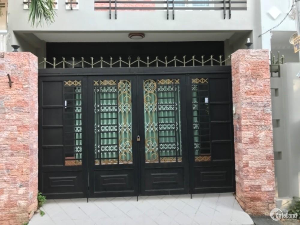 Bán nhà 2 lầu 1 trệt 110m2 giá 6,4 tỷ đường Trương Công Định, TP. Vũng Tàu