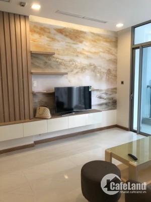 Cho thuê căn hộ cao cấp Vinhomes Central park giá 25 triệu/ tháng