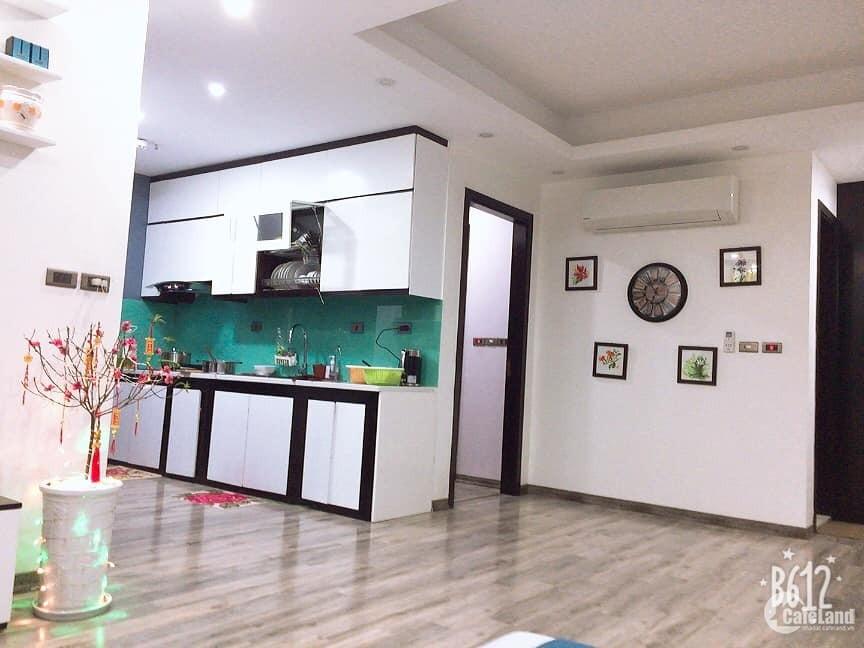 Cho thuê căn hộ 2PN, full nội thất, FLC Quang Trung, Hà Đông, 10 triệu