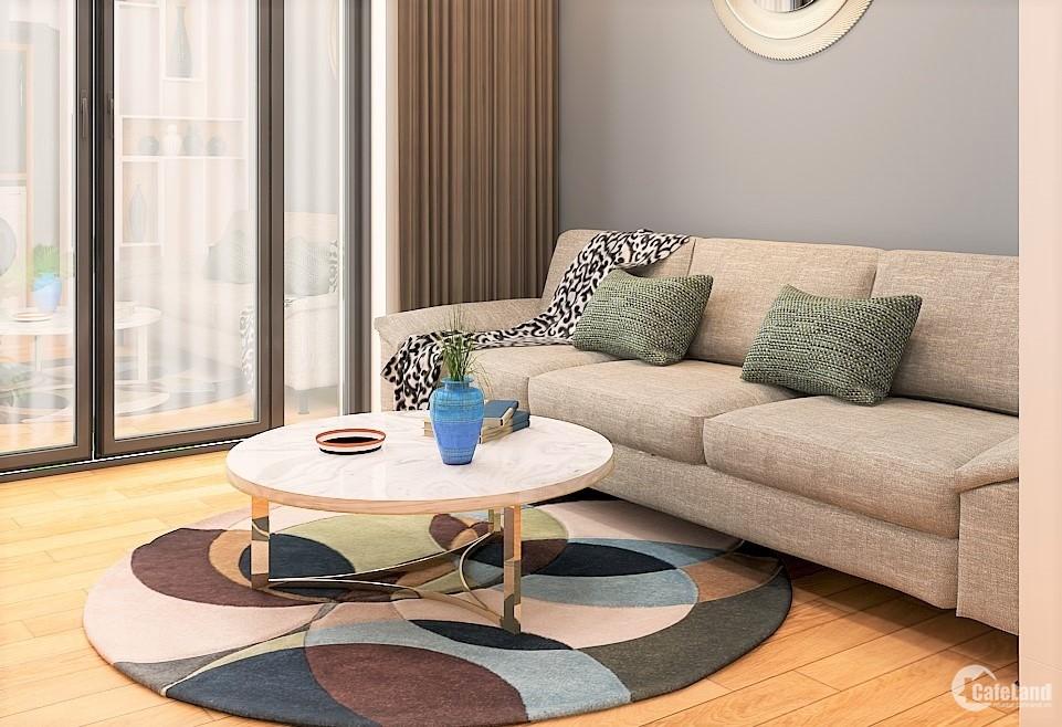 Cho thuê căn hộ cao cấp Full nội thất đường 2/9, đối diện Lottel, quận Hải Châu