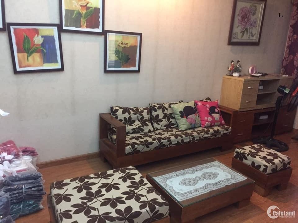 Cho thuê căn hộ KĐT Việt Hưng, 80m2 2 ngủ full đồ giá 7tr/th. LH 0967341626