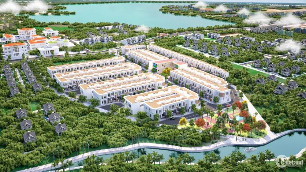 Đất Nền Sổ Đỏ từng nền chỉ 700 triệu ngay khu đô thị Sinh Thái ...