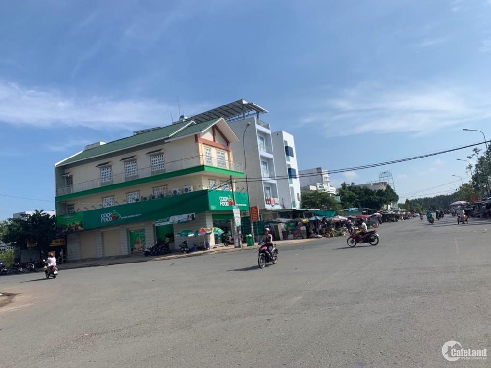 Bán cặp nền hướng Đông Nam đường Bùi Quang Trinh (Đường số 8) - Trục chính đường