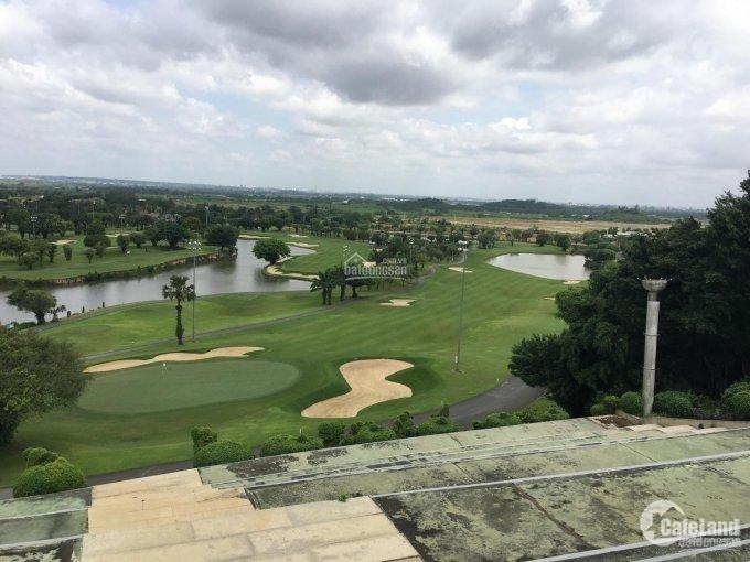 Dự án West Lakes Golf $ Villas Khu đô thị Tây Bắc Sài Gòn