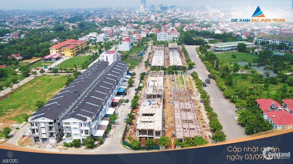 NHÀ AN CỰU CITY - CHIẾT KHẤU KHỦNG LÊN ĐẾN 8.1%- GIA UU DAI