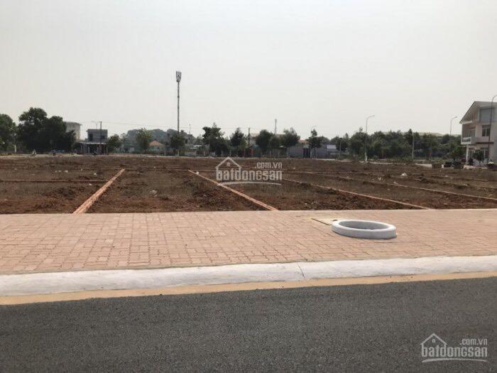 Bán đất dự án Chợ Long Điền, trong khu dân cư hiện hữu giá 8tr/m2