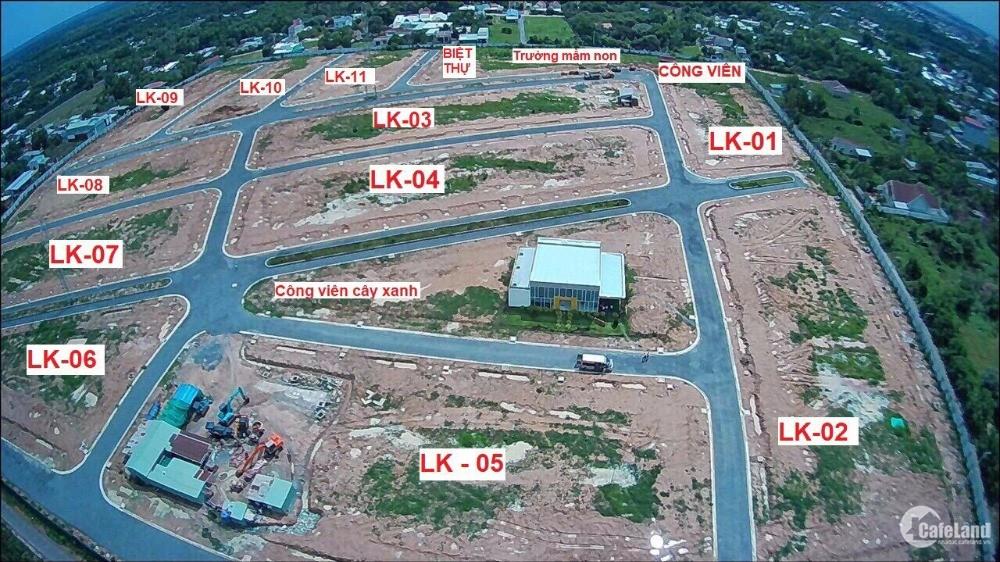 bán đất khu vực thị trấn long thành chỉ 13,5tr/m2