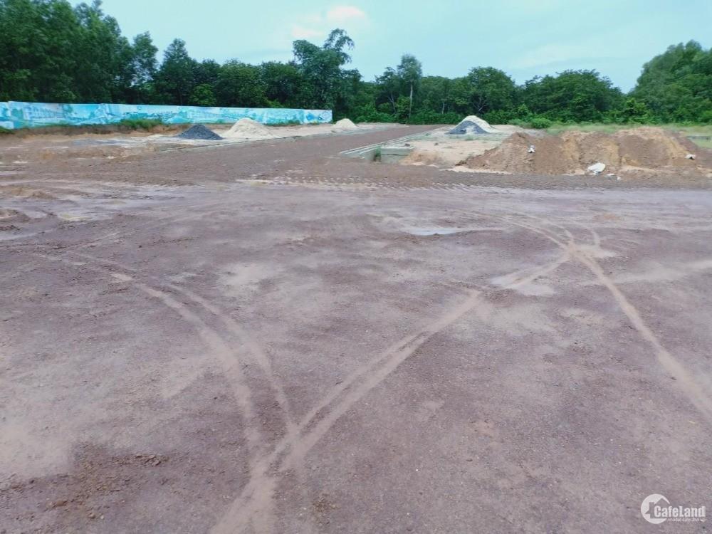 Đất nền chính chủ, cách sân bay Long Thành 3km, đối diện chợ Lộc An, 12tr/m2