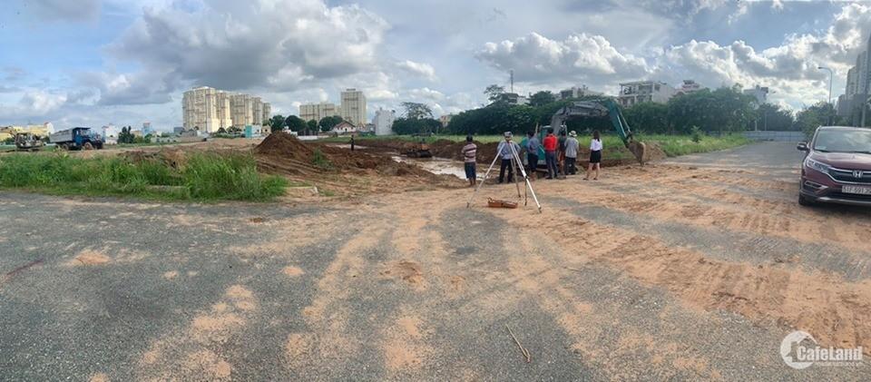 Đất nền dự án ADC 5x22 giá 140triệu/m2, hướng Đông, đường 44m