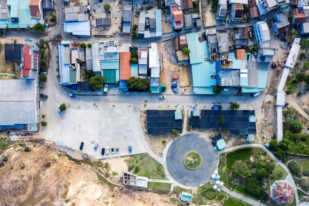 Bán đất và căn shophouse Luxicty tại P.Nhơn Lý,Quy Nhơn, Bình Định