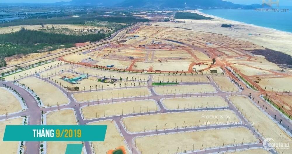 Bán 2 lô đất nền dự án Nhơn Hội phân khu II tại Nhơn Lý, TP. Quy Nhơn, Bình Định