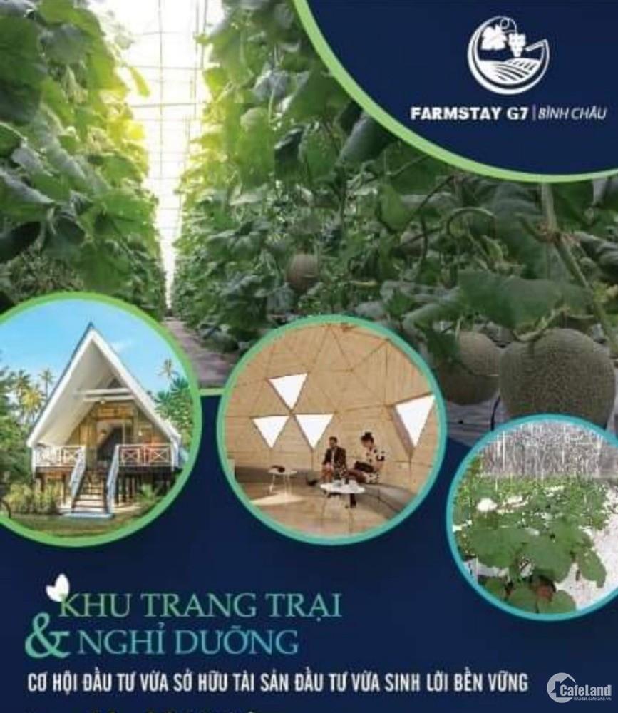 Ưu đãi tháng 10 , mua đất lấy sổ ngay tại Bình Châu.