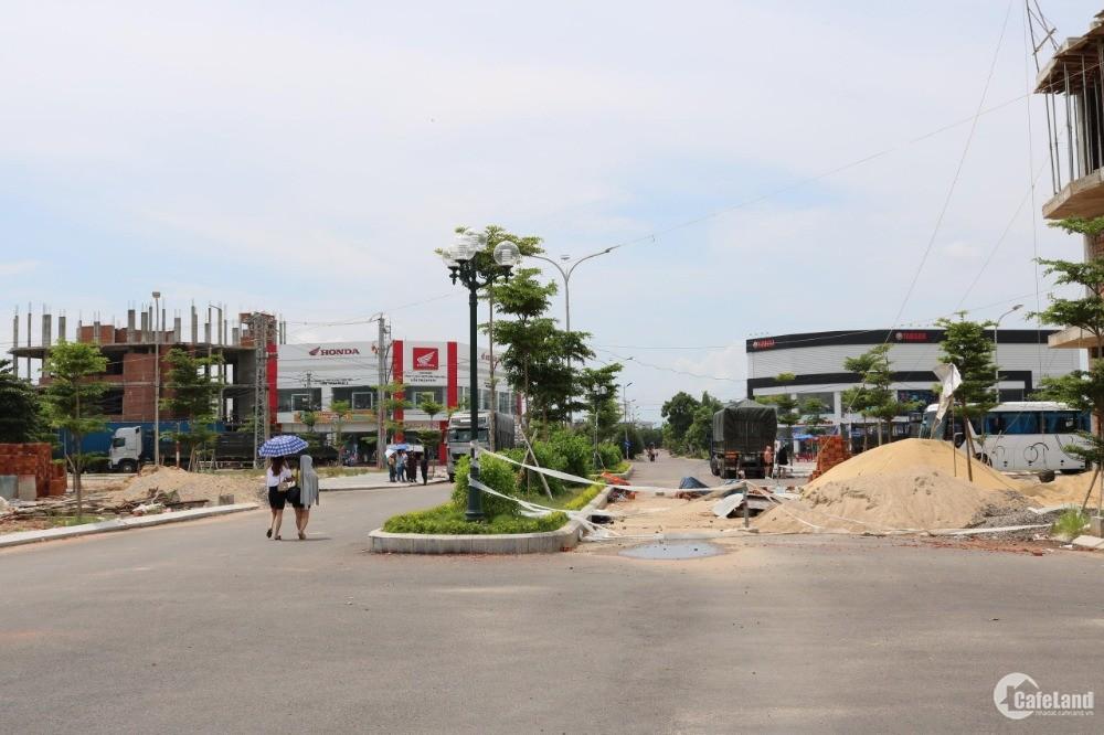 Đất nền trung tâm Thị Xã giá 1ty/nền