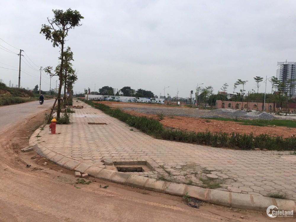 Chính chủ bán lô đất tại KĐT Bách Việt Bắc Giang gần  - lh 0834186111