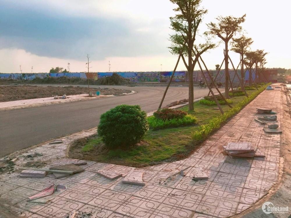 Đất Quận Bàu Bàng Tương Lai Đầu Cơ Chỉ 590tr Ngay Trung Tâm Hành Chính Bàu Bàng