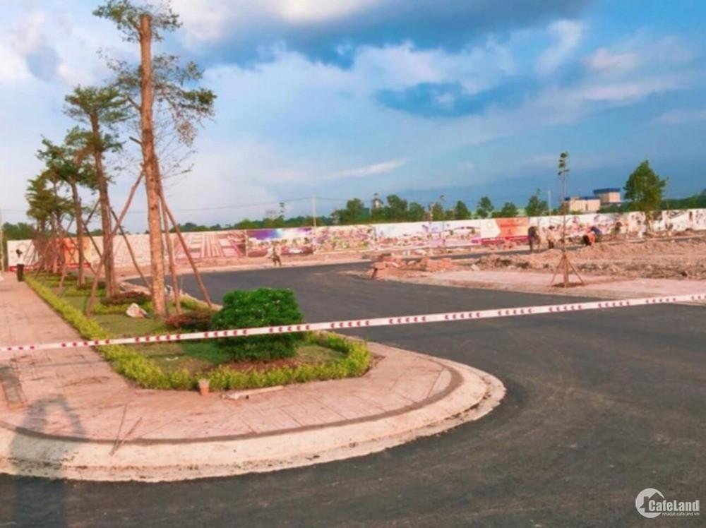 Dự Án Golden Future City Bàu Bàng MT Quốc Lộ 13 SHR/Thổ Cư 100%