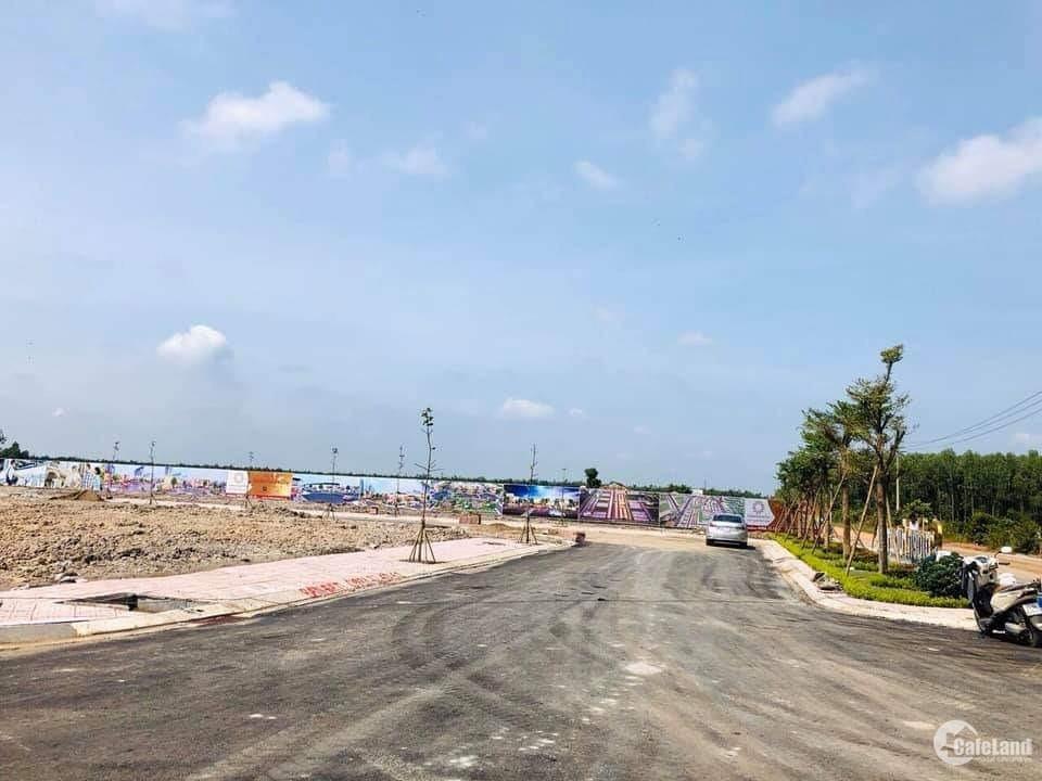 Công ty Kim Oanh mở bán dự án Golden Future City Bàu Bàng chỉ 610 triệu/nền
