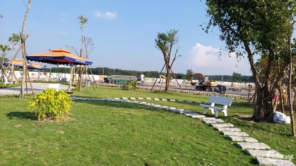 Đất Nền Sổ Đỏ Nằm Ngay Khu TTHC Huyện Bàu Bàng Giá Chỉ 550Tr/Nền
