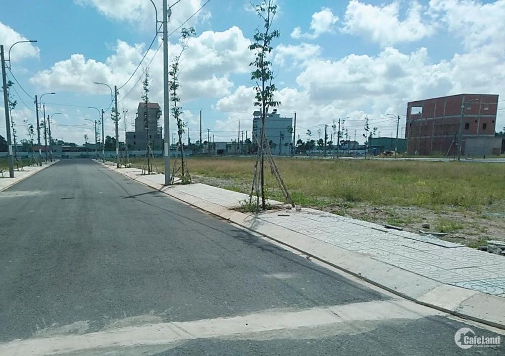 Dự án chính thức ra mắt nằm trên mặt tiền đường Nguyễn Trung Trực