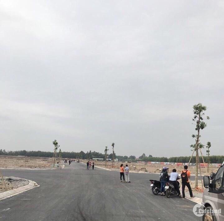 Chỉ 750 triệu sở hữu đất nằm trên MT Bắc Sơn - Long Thành 60m