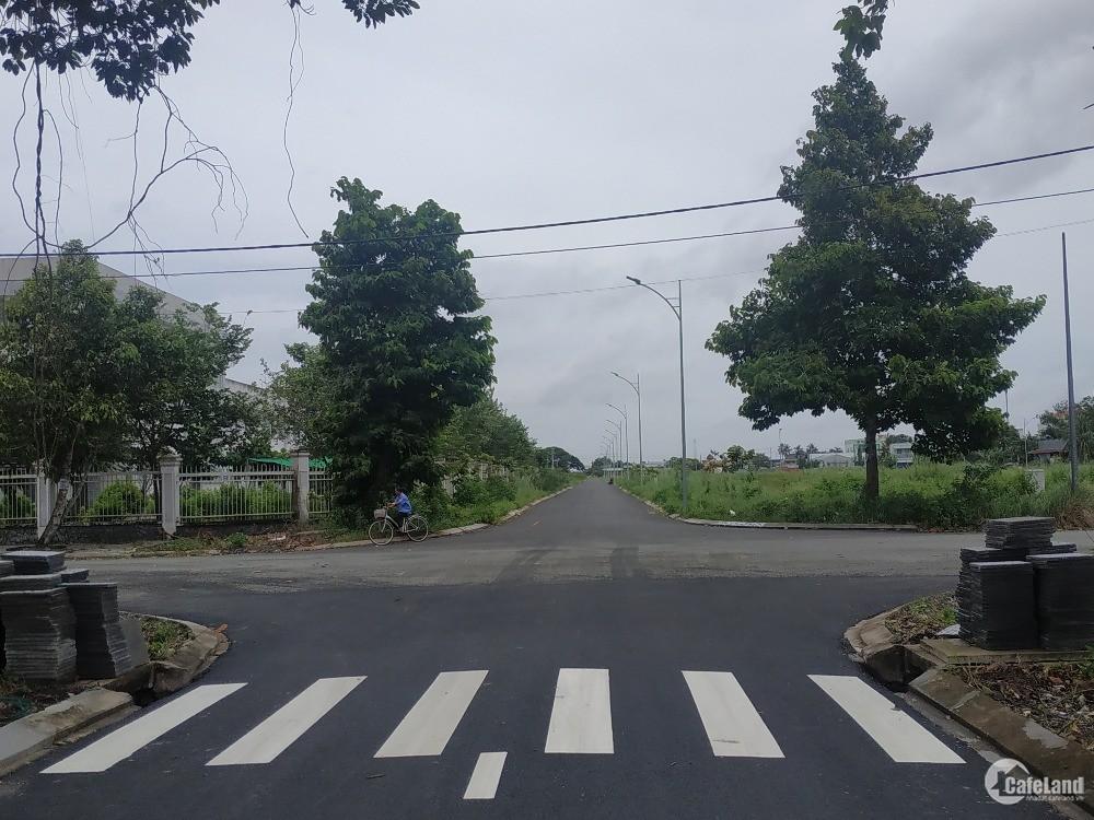 Đất nền có sổ khu dân cư Ngân Thuận 110m2
