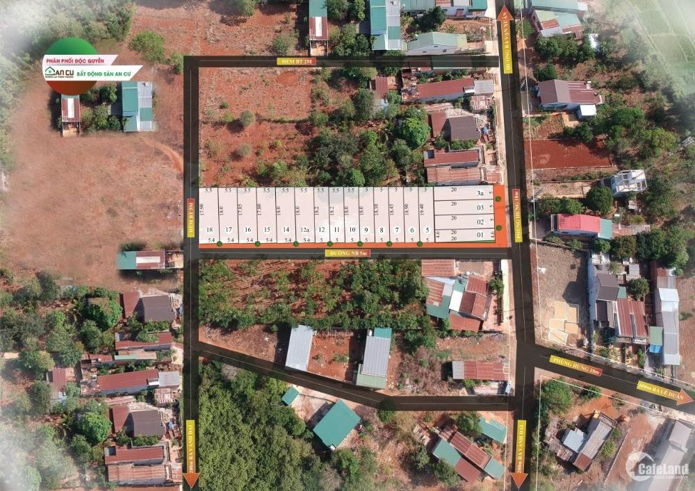 Bán đất dự án phùng hưng tp Buôn Ma Thuộc