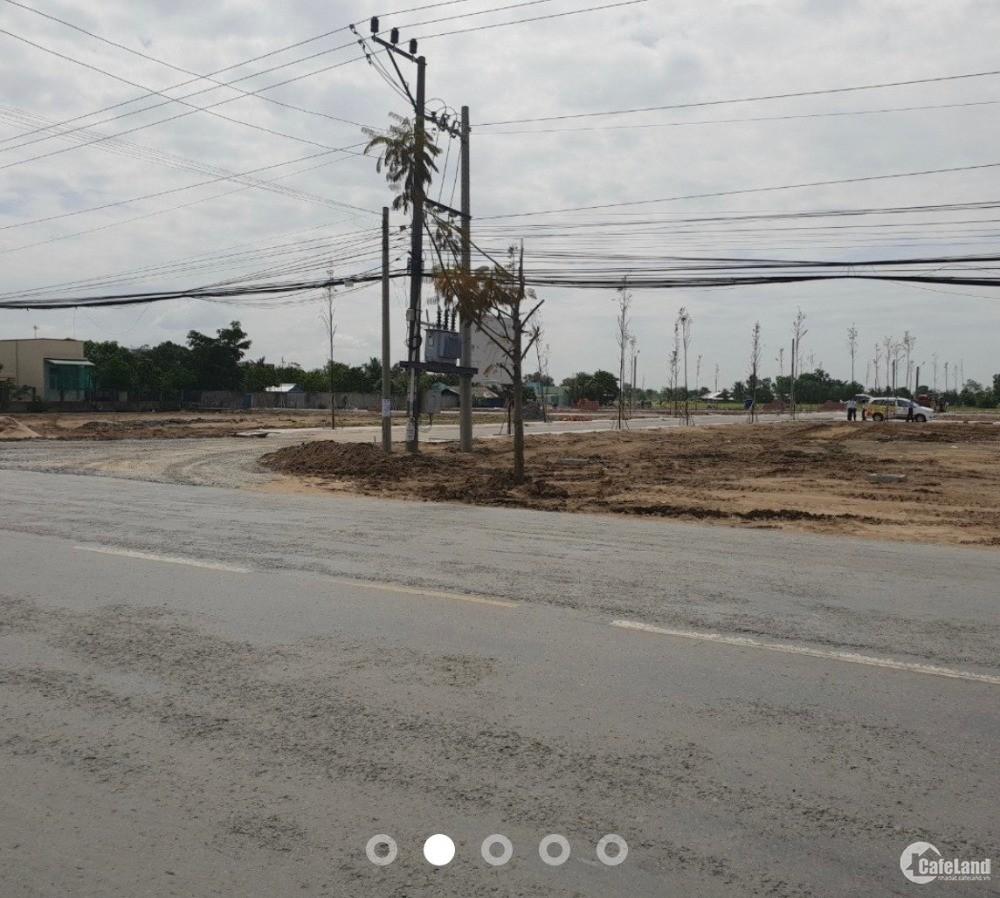 Bán đất nền dự án Eco city , khu Tân Lân, Cần Đước, Long An, giá đầu tư