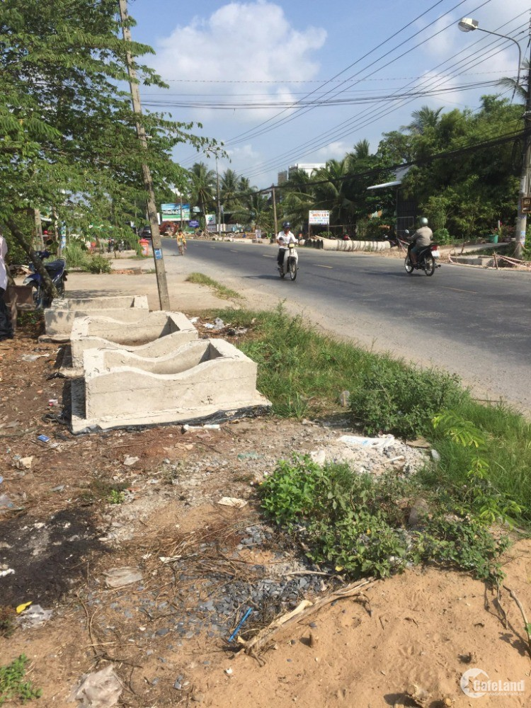 Bán đất thổ cư chính chủ tại H. Cao Lãnh, Đồng Tháp