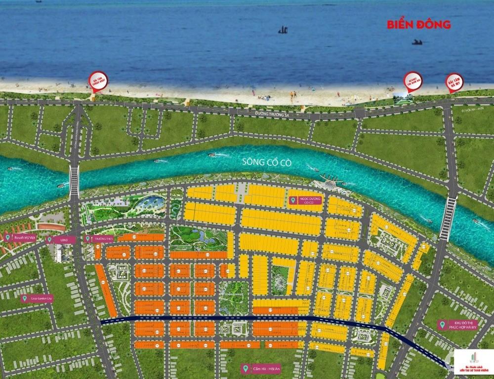 Dự Án Mới KDT Coco Sunrise City