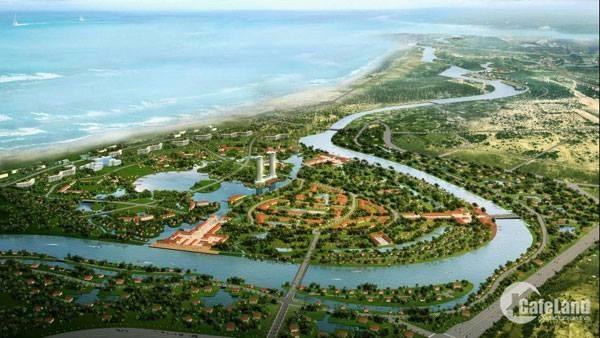 Khu Đô Thị COCO SUNRISE CITY thuộc KĐT mới biển Hà My - Điện Dương - Gía 18tr/m2