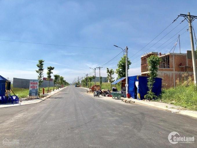 Chào làng dự án Bella Vista mặt tiền Tỉnh Lộ 8, ngay thị trấn Củ Chi, chỉ 800tr