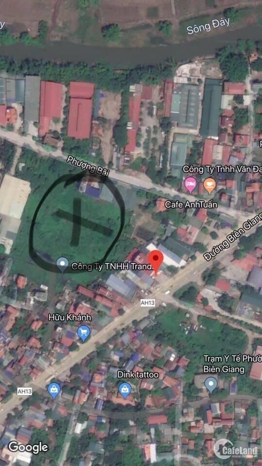 quy hoạch đồng bộ #Tiện_ích: Cách mặt đường Quốc Lộ 6 chỉ 100m