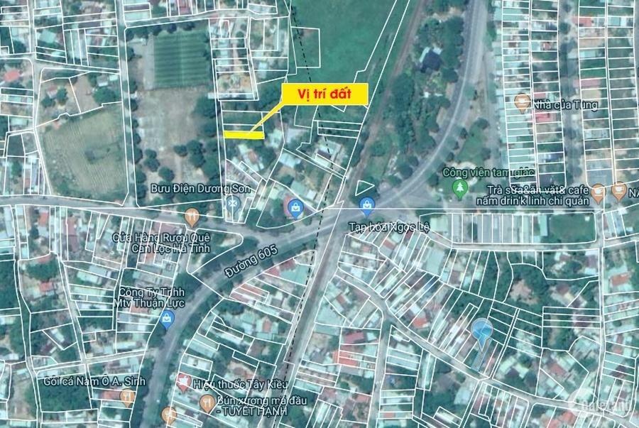 Bán gấp đất đẹp 150m2, trung tâm Hòa Tiến, kiệt 3m giá 1,4 tỷ (Bao sổ)