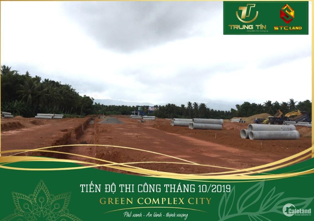 green complex city dự án đất nền bật nhất Bình Định