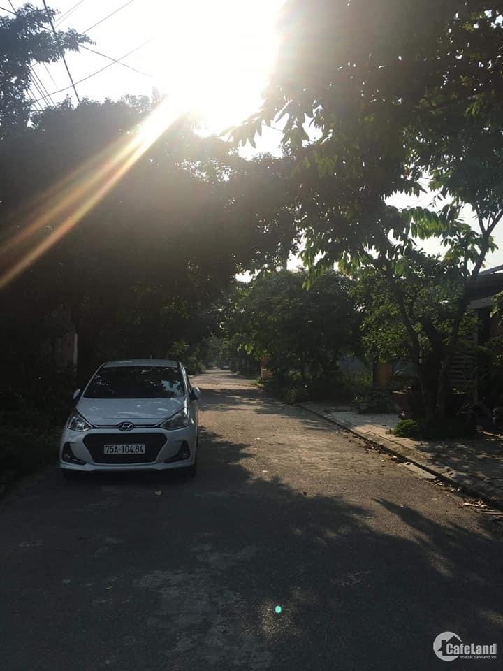 Mặt tiền đường Nguyễn Lâm KQH Hương Sơ, phường An Hoà - TP Huế