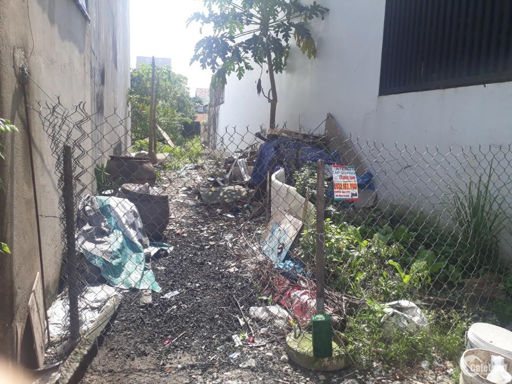 Bán lô đất Giáp Hải, Củ Chi, SHR, 100m2, giá 750tr