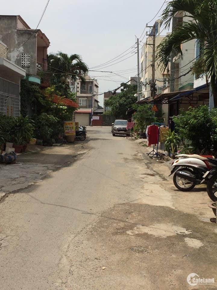 Đất 400m2 (10x40m) ngay đường Lê Minh Nhựt, Tân An Hội, Củ Chi