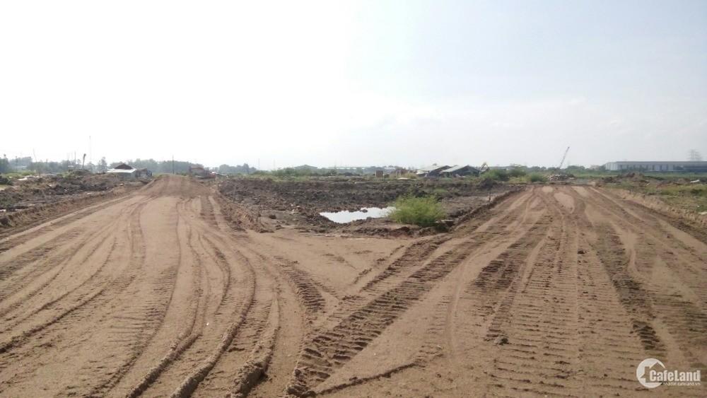 Bán đất nền diện tích 80 đến 120 mét vuông , sổ hồng riêng , xây dựng tự do