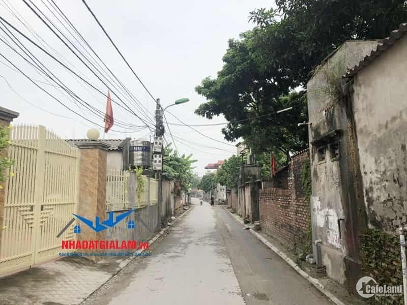 Bán 70m2 đất trong ngõ 649 Bát Khối, Long Biên, Hà Nội. Đường rộng 3m, hướng TN