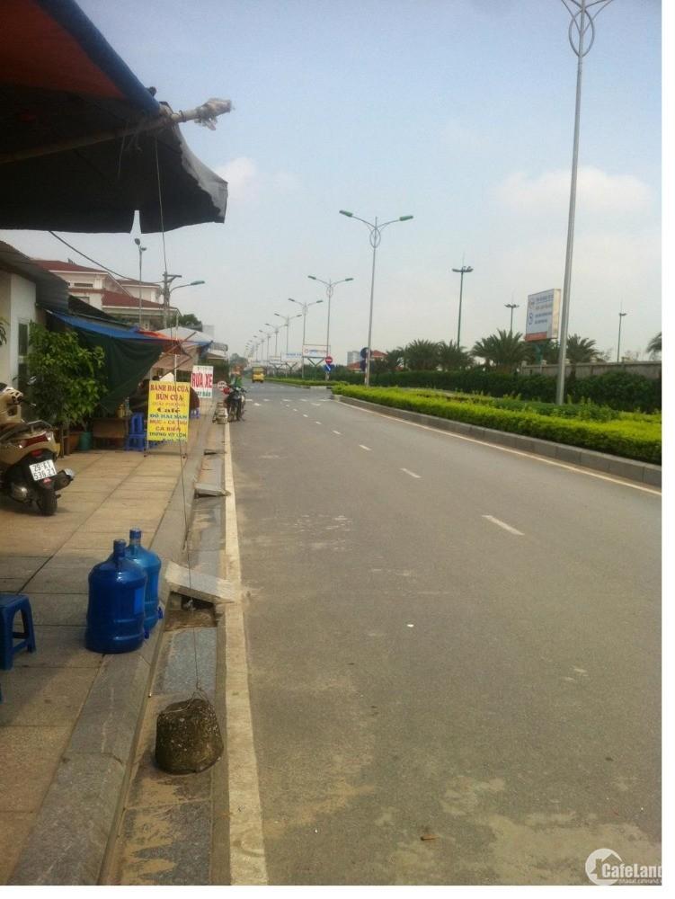 Bán đất 40m2 phố Lâm Hạ ô tô kinh doanh vỉa hè hơn 3 tỷ