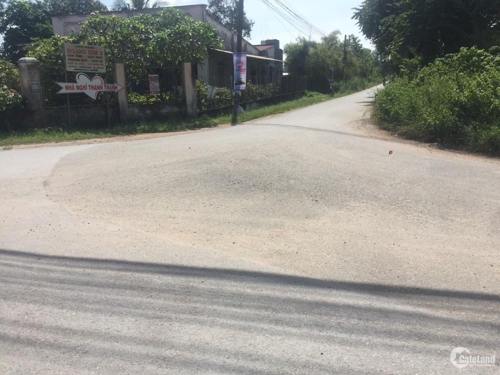 Bán đất xã Bình Sơn, huyện Long Thành ngang 24m mặt tiền chủ buông giá 1 tỷ 5