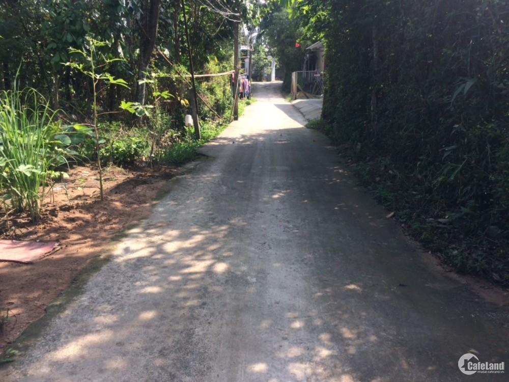 Bán 1 sào đất tại xã Tam An, Long Thành. Nở hậu.