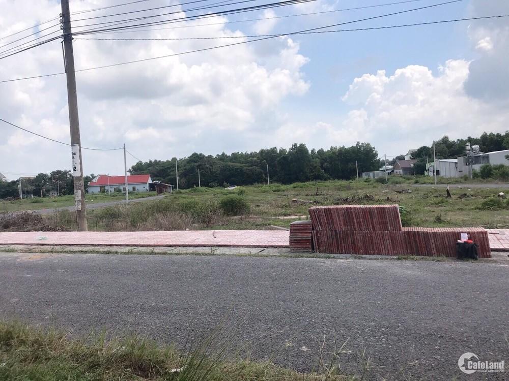 Kẹt tiền cần bán lô đất có sổ riêng tại trung tâm thị trấn Long Thành